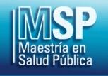 Maestría en Salud Pública - UBA