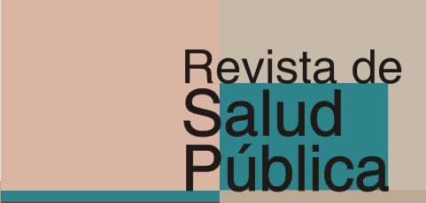 Revista Salud Pública